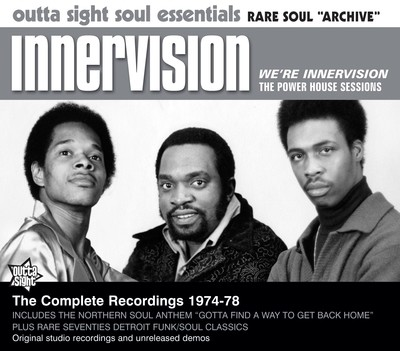 INNERVISION We're Innervision