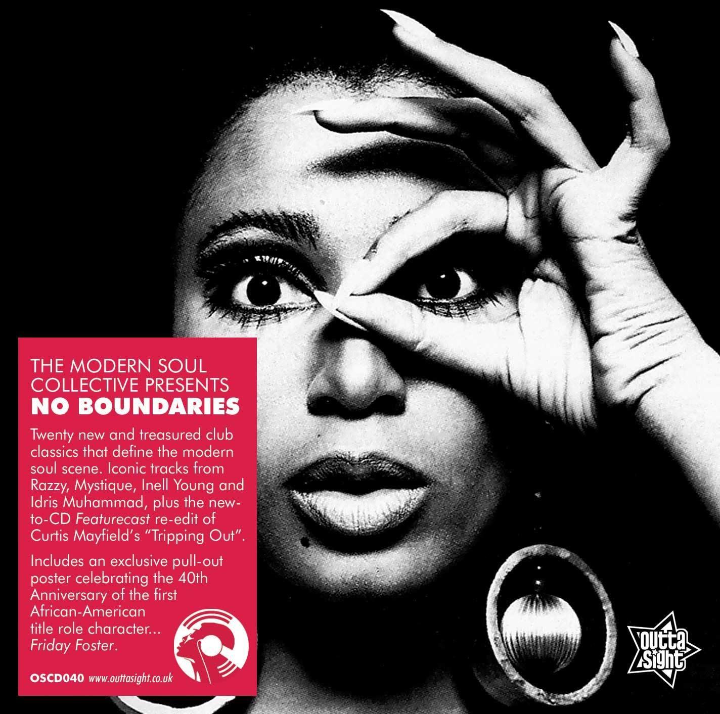 "Modern Soul Collective presents ""NO BOUNDARIES"""
