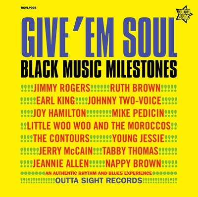 GIVE 'EM SOUL 2 (Yellow Edition)