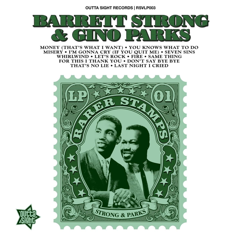 RARER STAMPS VOL. 1 - BARRETT STRONG / GINO PARKS