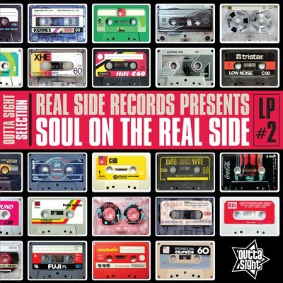 SOUL ON THE REAL SIDE LP #2