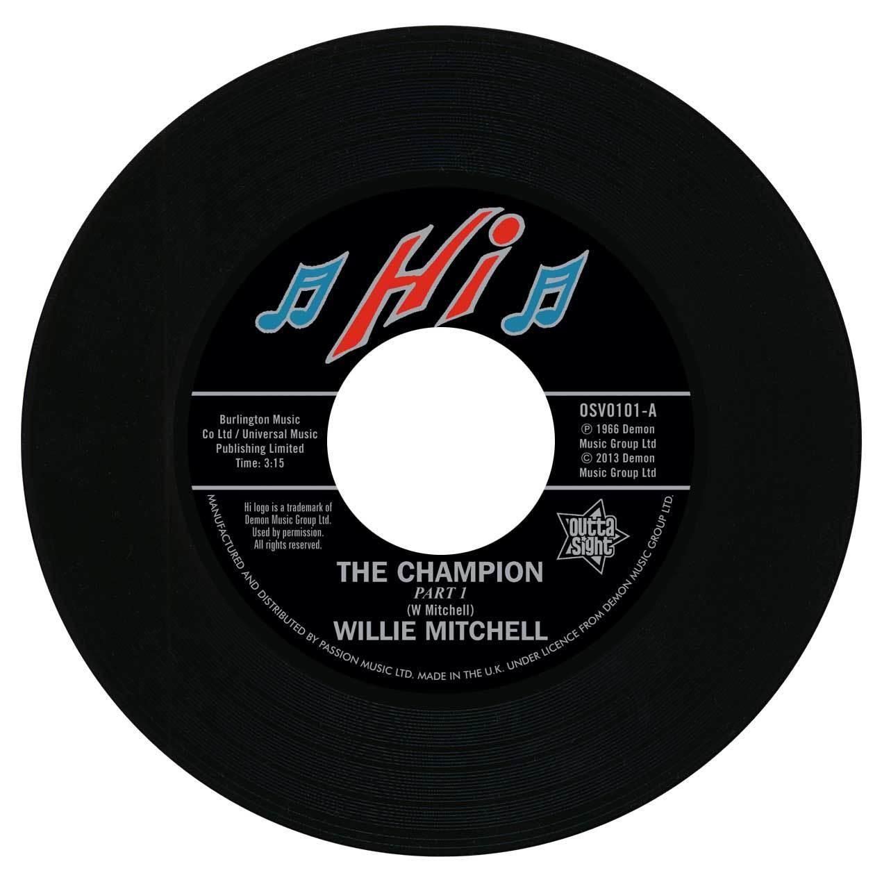 Willie Mitchell / Bill Black's Combo