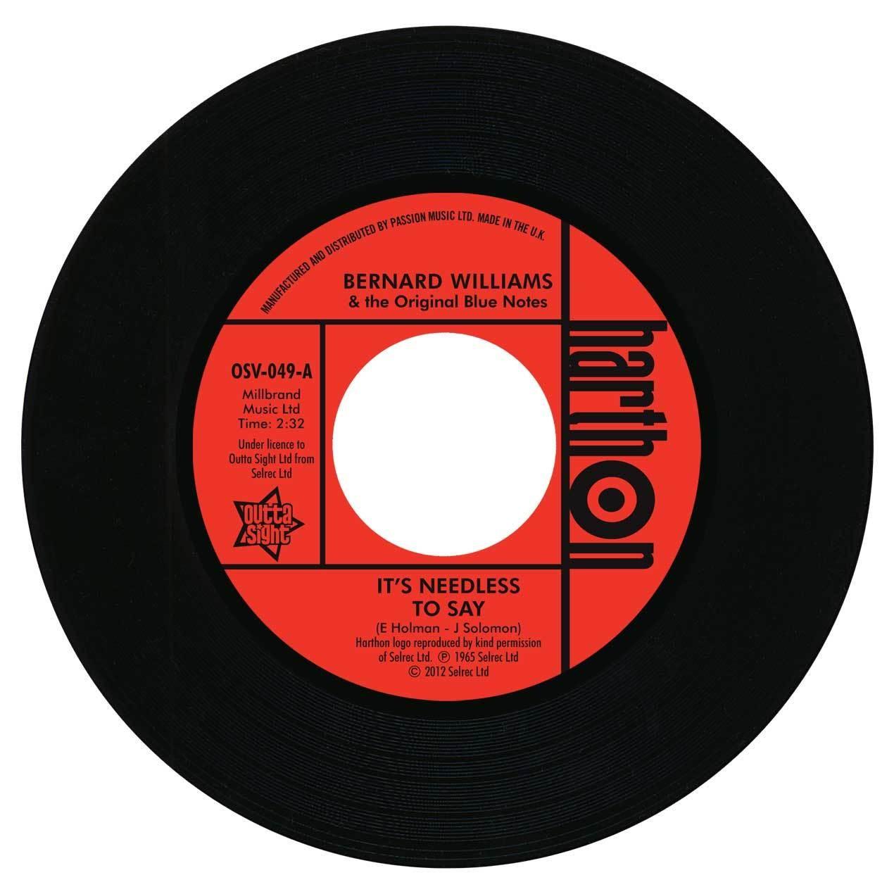 Bernard Williams & The Original Blue Notes