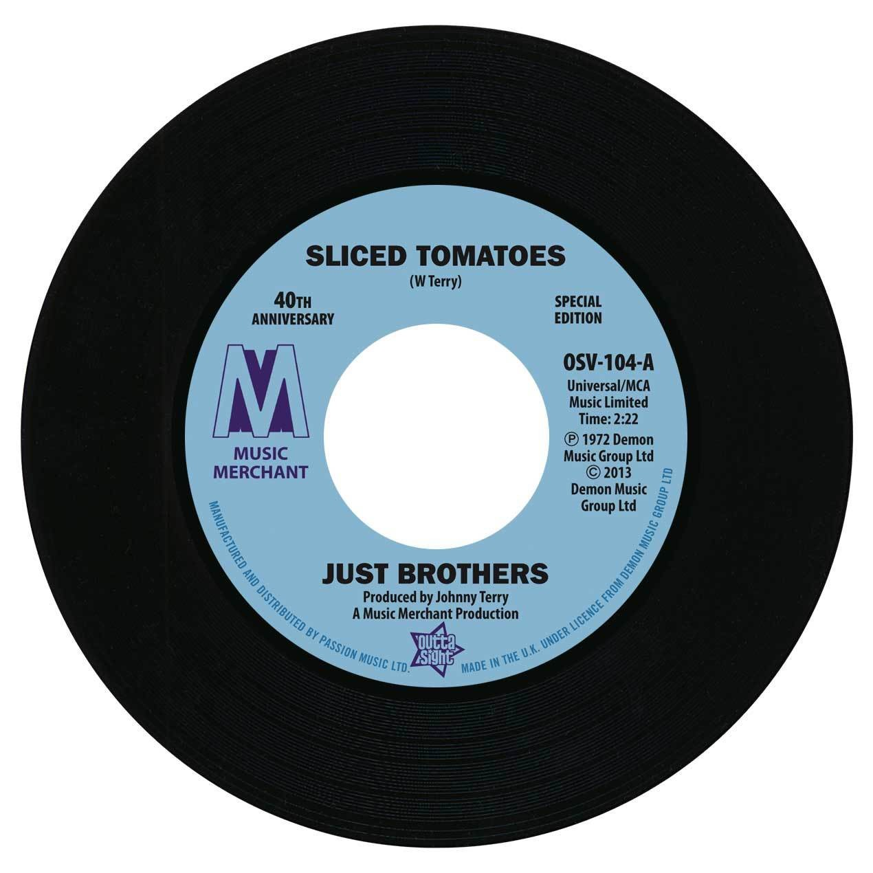 Just Brothers / Eloise Laws