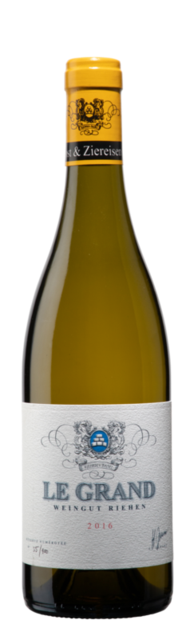 AOC Basel-Stadt Chardonnay Le Grand 2016