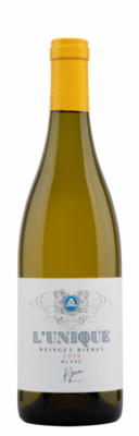 AOC Basel-Stadt L'Unique Pinot Blanc & Chardonnay 2018