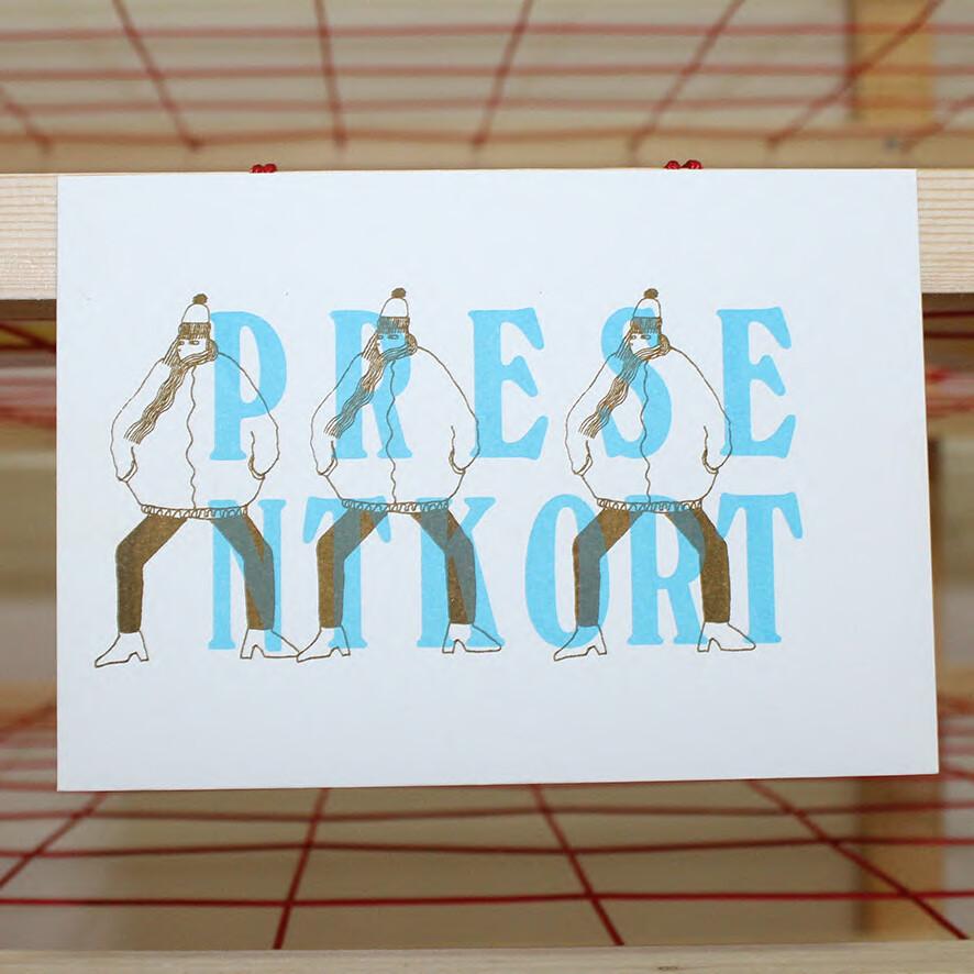 Workshop Giftcards
