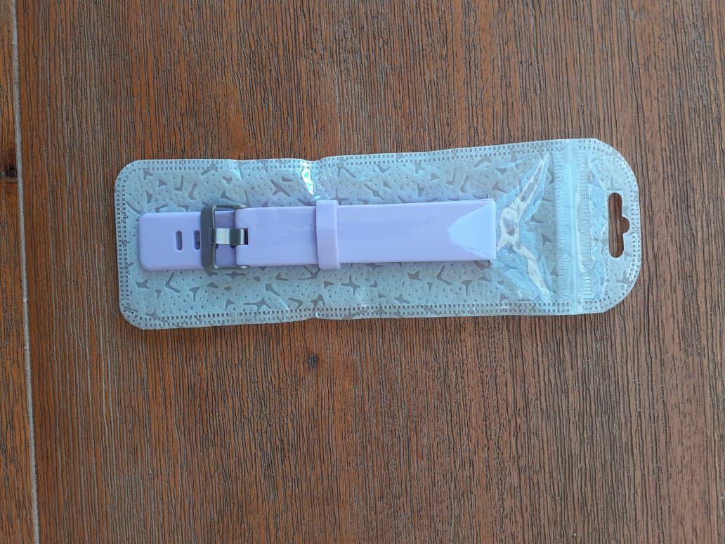 V11 Replacement Strap Lilac