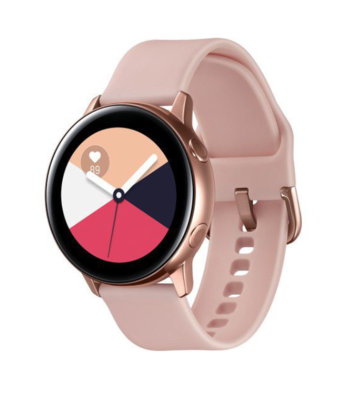 Samsung Galaxy Active Smart Watch Rose Gold
