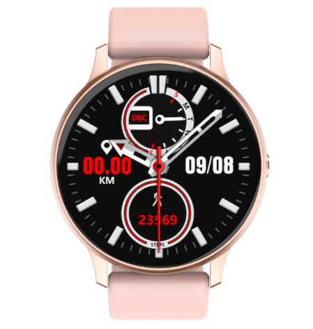 DT88 PRO Pink Rubber Strap (DEMO WATCH)
