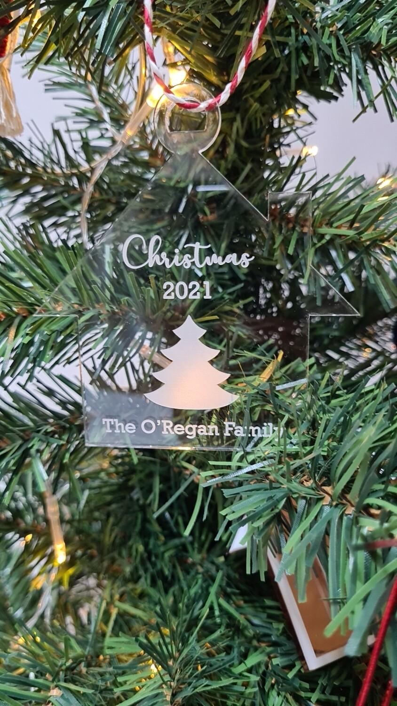 New Home Christmas Decoration