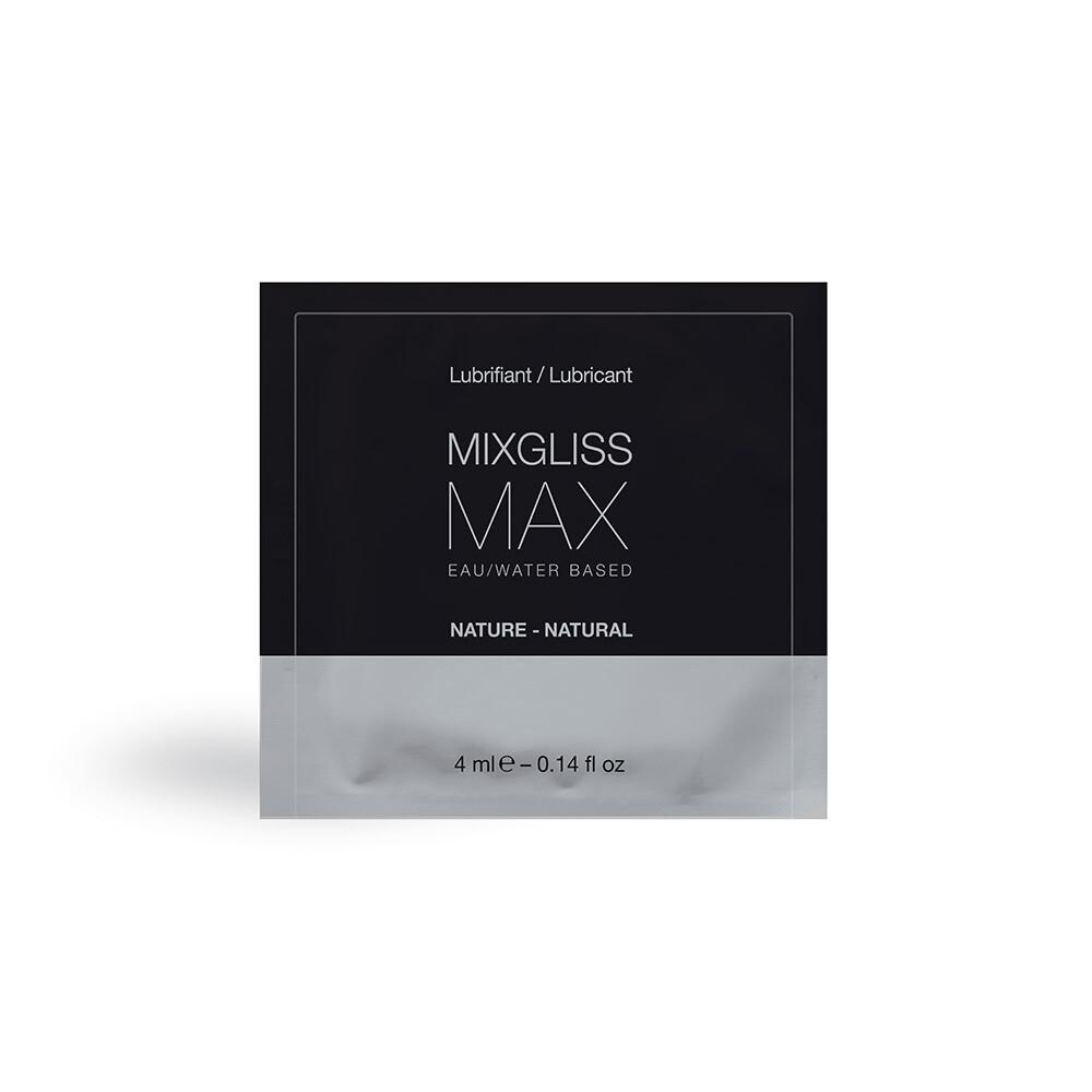 Mixgliss MAX dosette 4ML gel lubrifiant usage anal