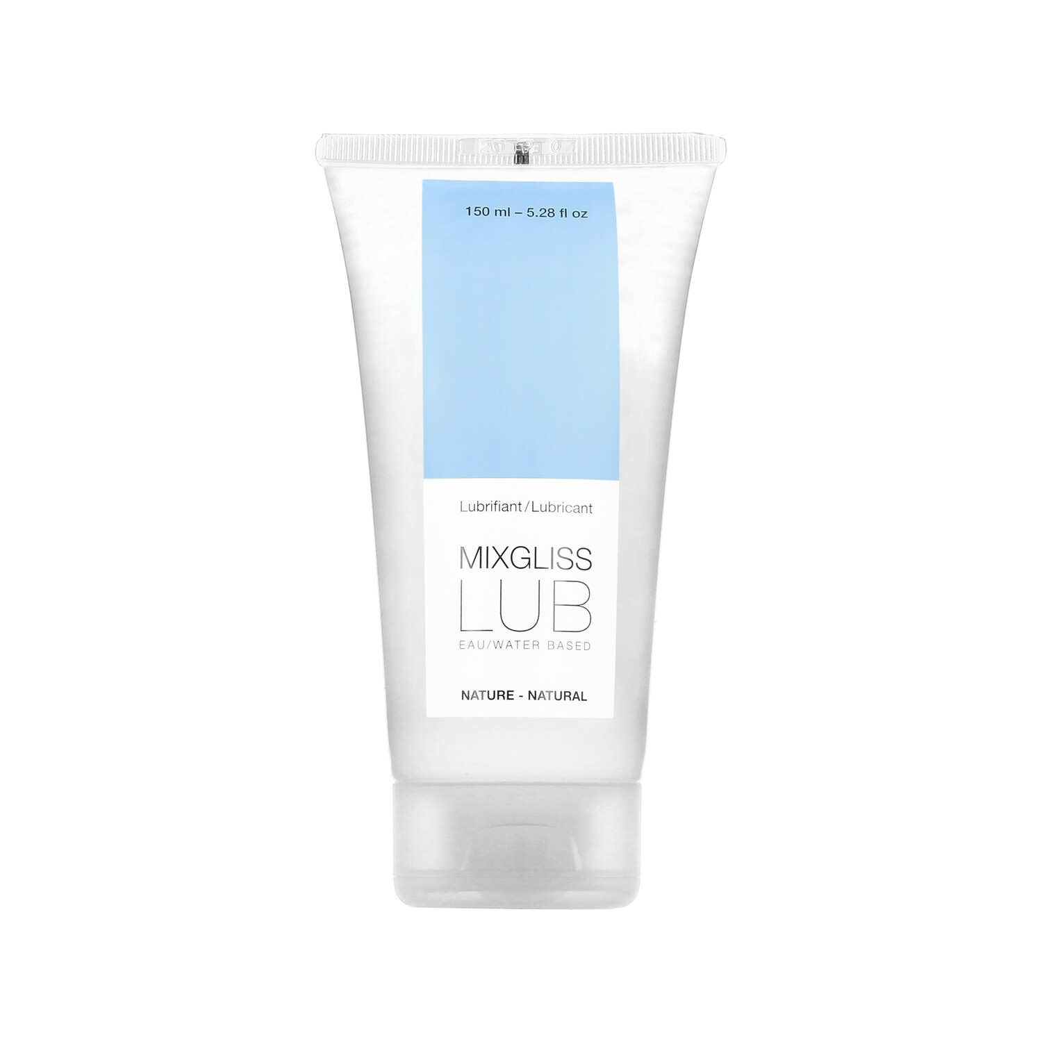 Mixgliss Lubrifiant gel Intime nature A base eau 150 ml