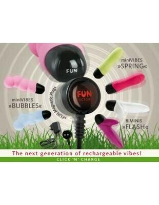 Chargeur Fun Magnetic Plug - Click N Charge A SAISIR