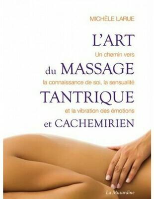Livre L art du massage tantrique et cachemirien