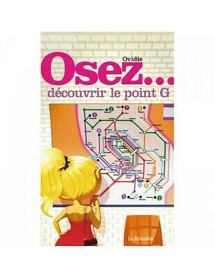 Livre Osez découvrir le point G par Ovidie