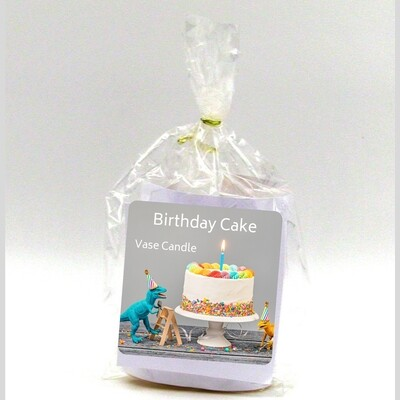 Birthday Cake Candle Refill