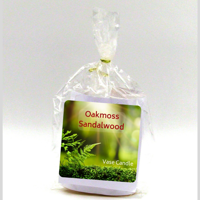 Oakmoss Sandalwood Candle Refill