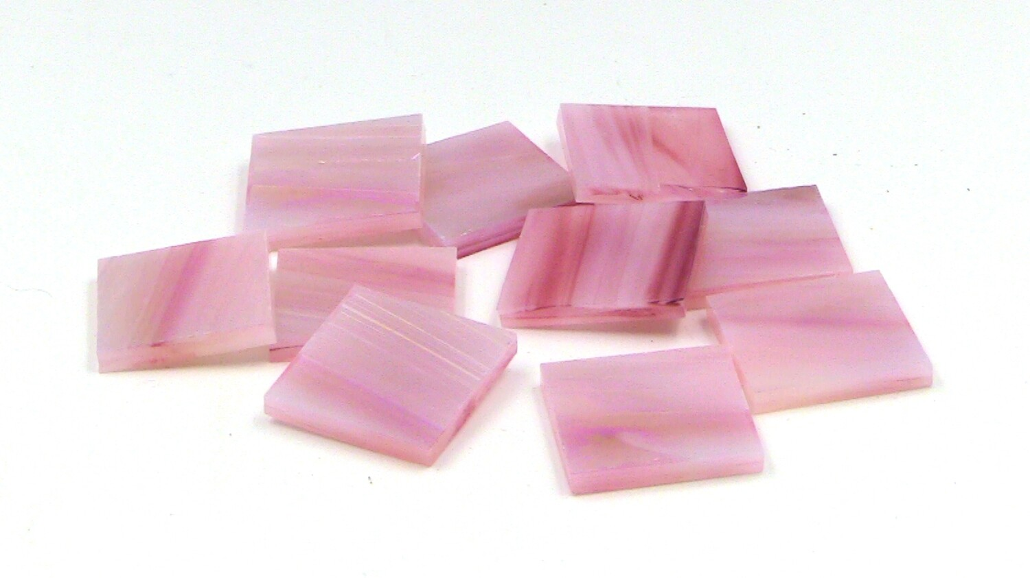 Pink & White Translucent - Half Package