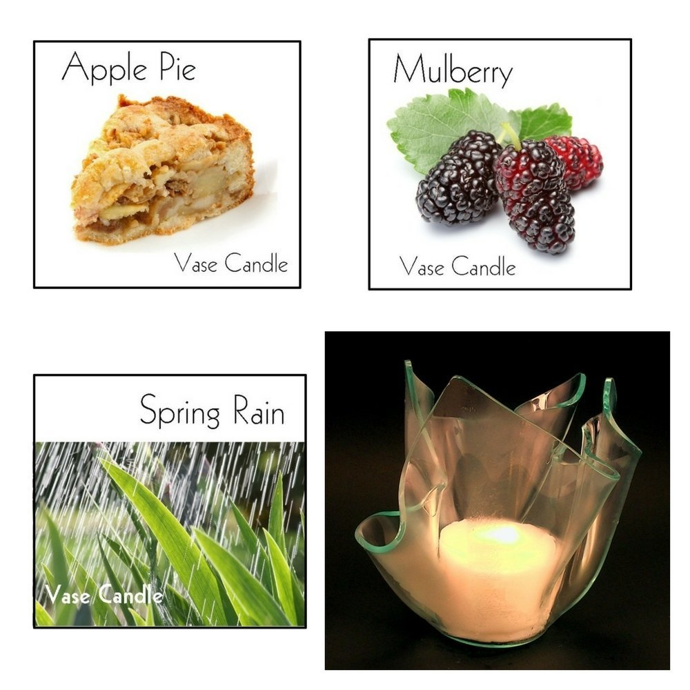 Easy Gift Candle Combo | Apple Pie, Mulberry and Spring Rain