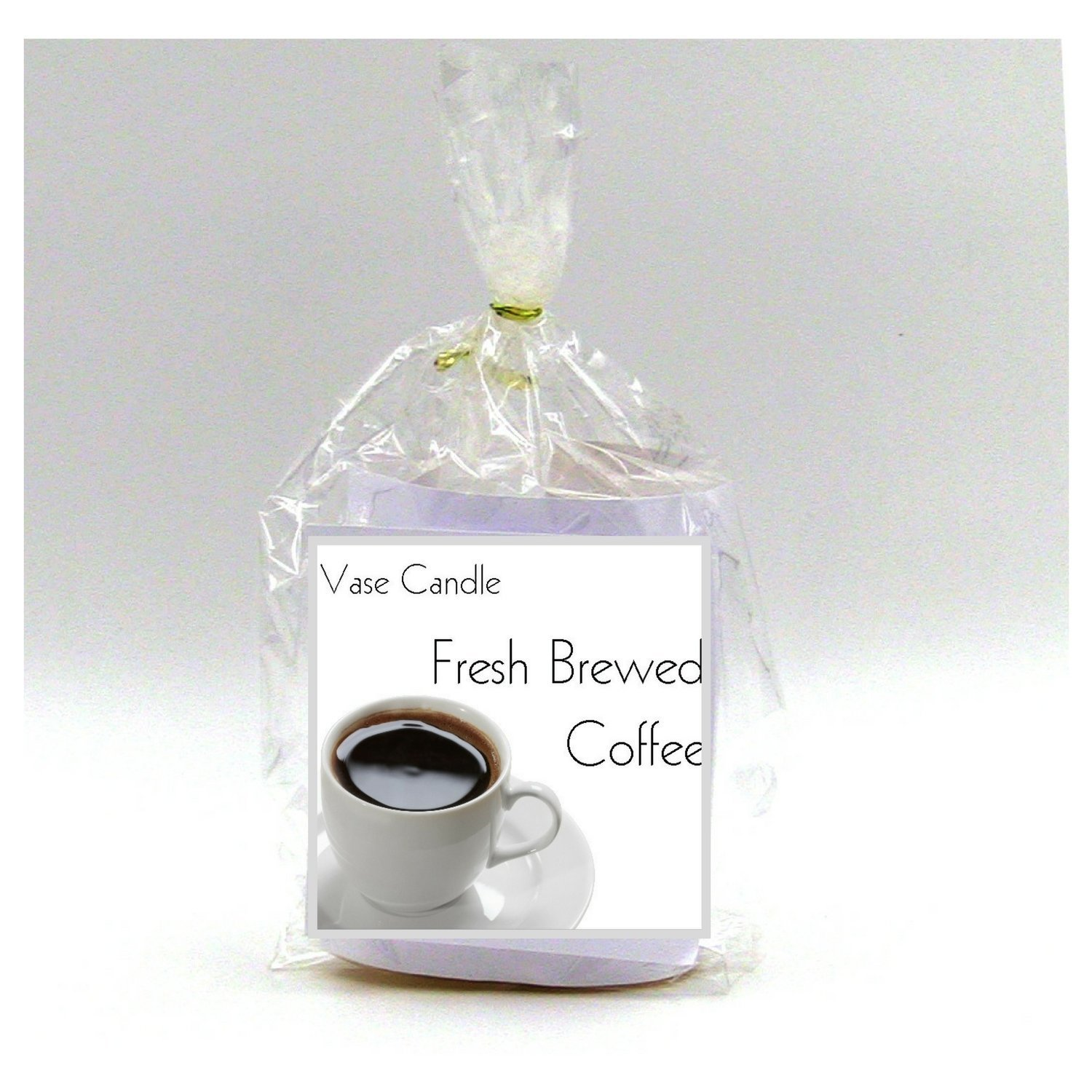 Fresh Brewed Coffee Candle Refill