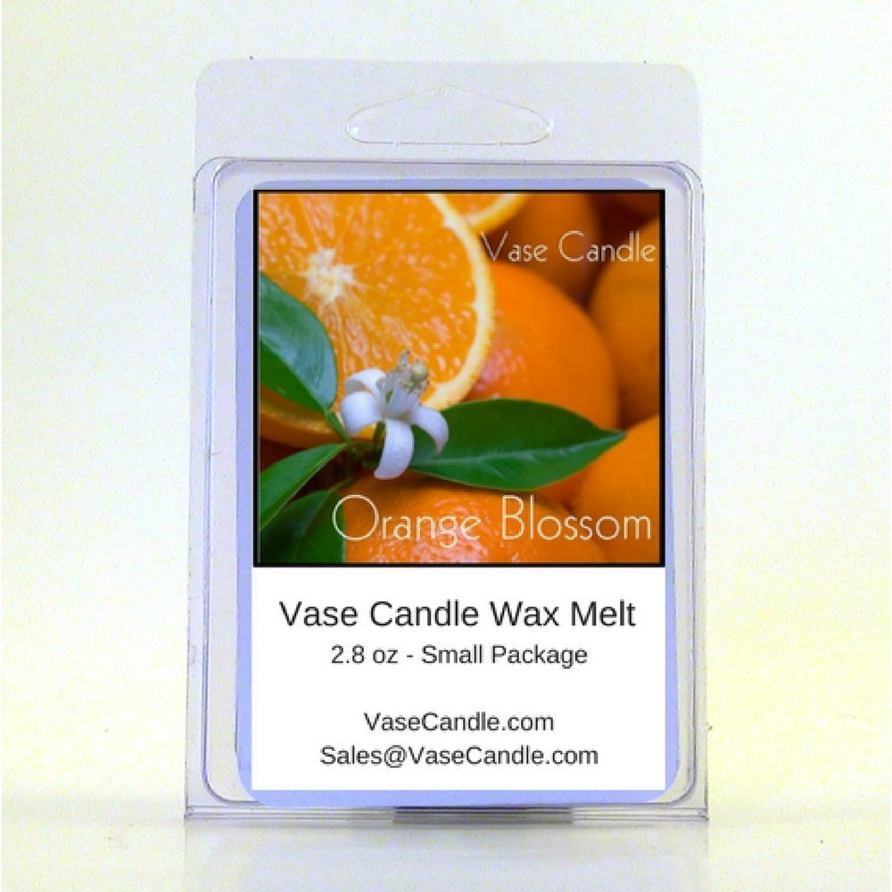 Orange Blossom Melts - 2 Pack