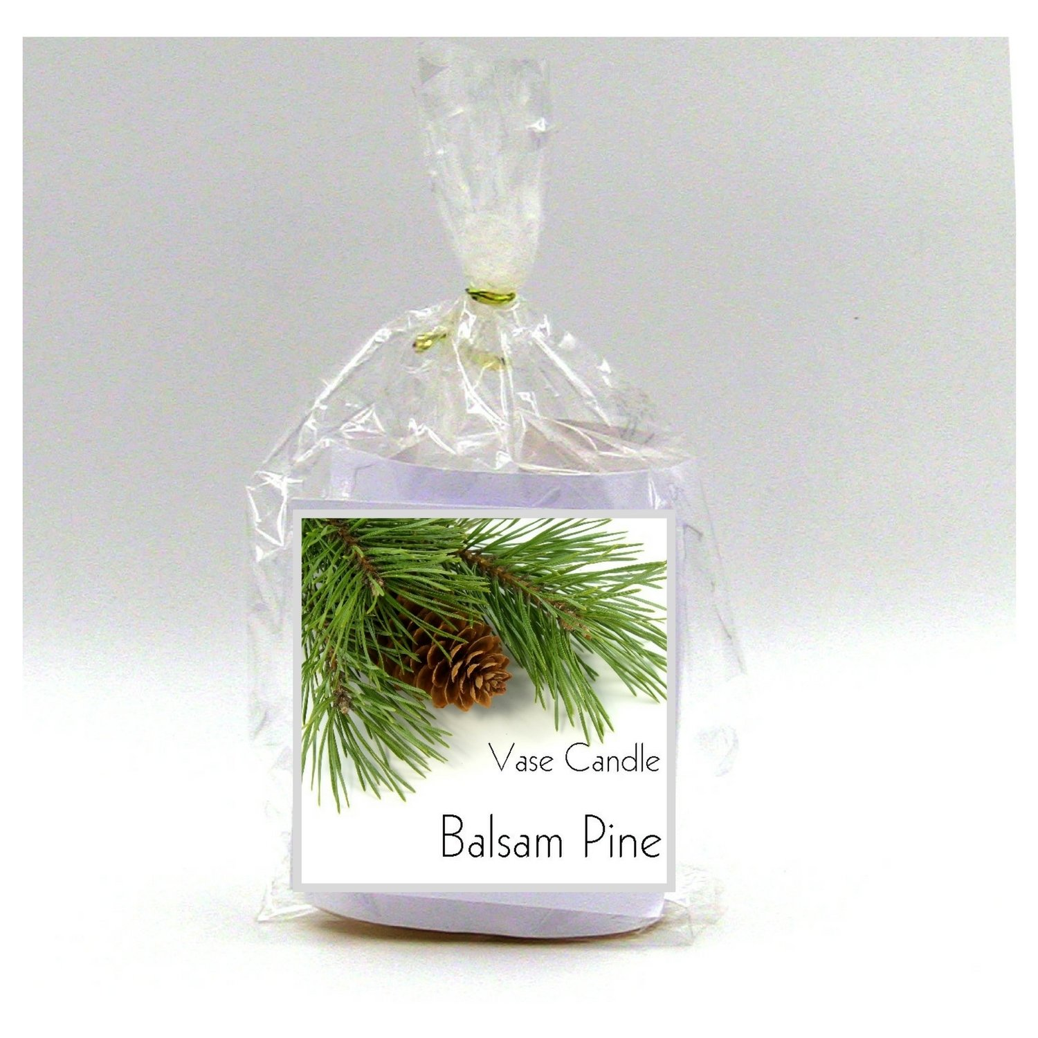 Balsam Pine Candle Refill