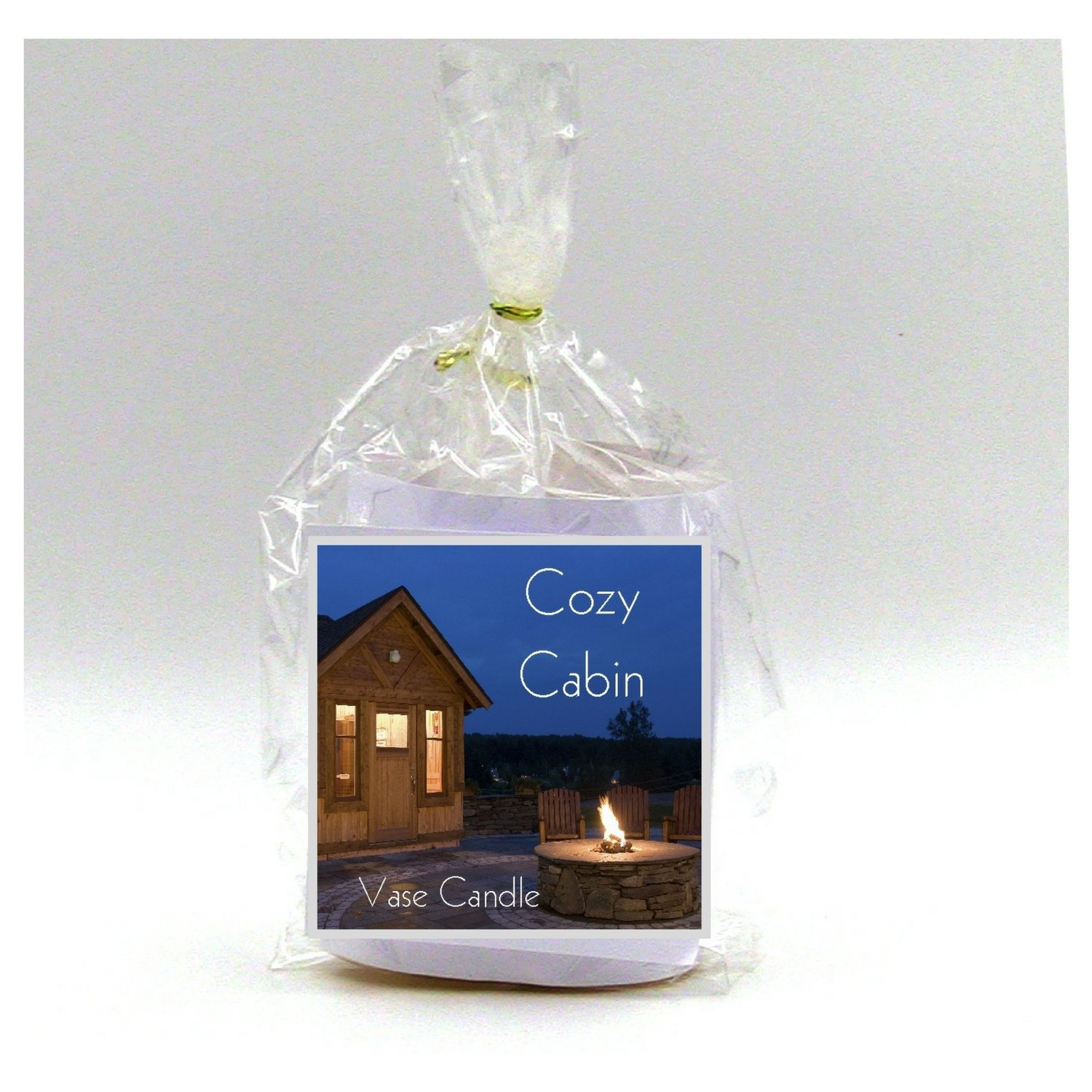 Cozy Cabin Candle Refill