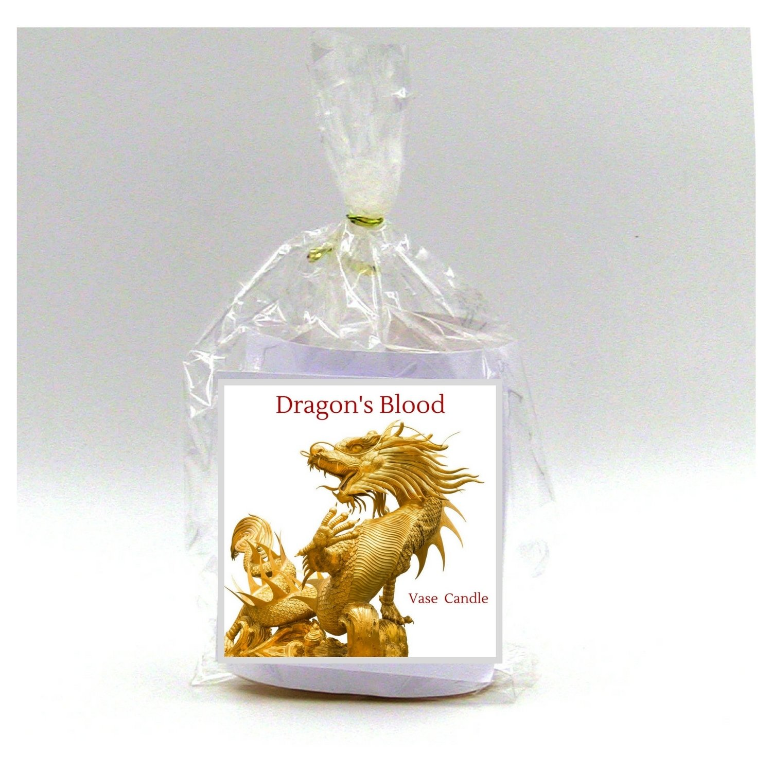 Dragon's Blood Candle Refill