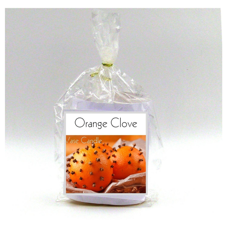 Orange Clove Candle Refill