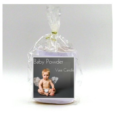 Baby Powder Candle Refill
