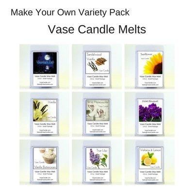 Melts Variety Pack - 2 Melts per Choice