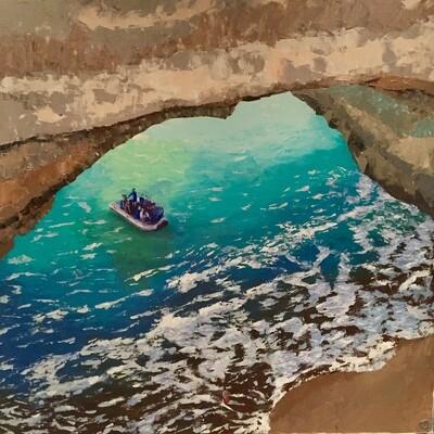 Benagil Caves