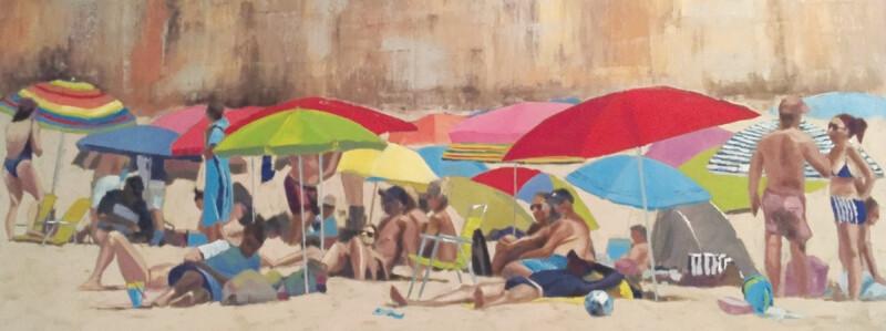 Sunbathers No.3