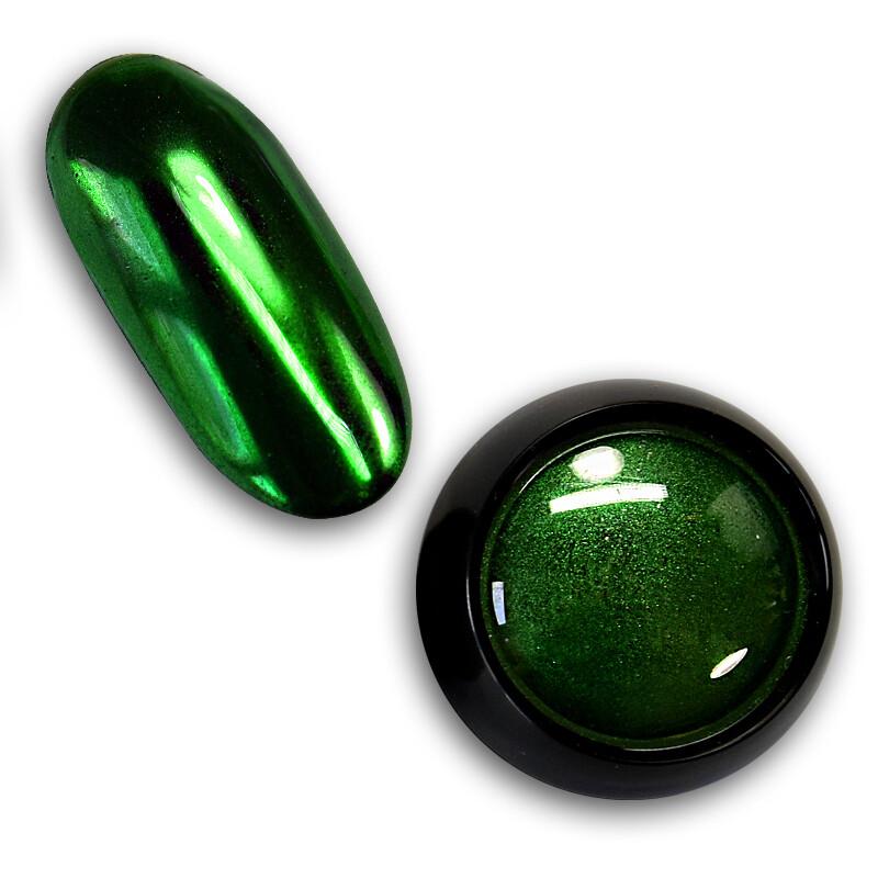chrome titanium green