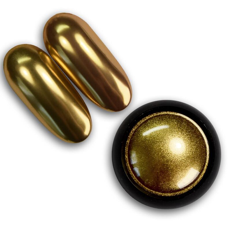 chrome titanium light gold