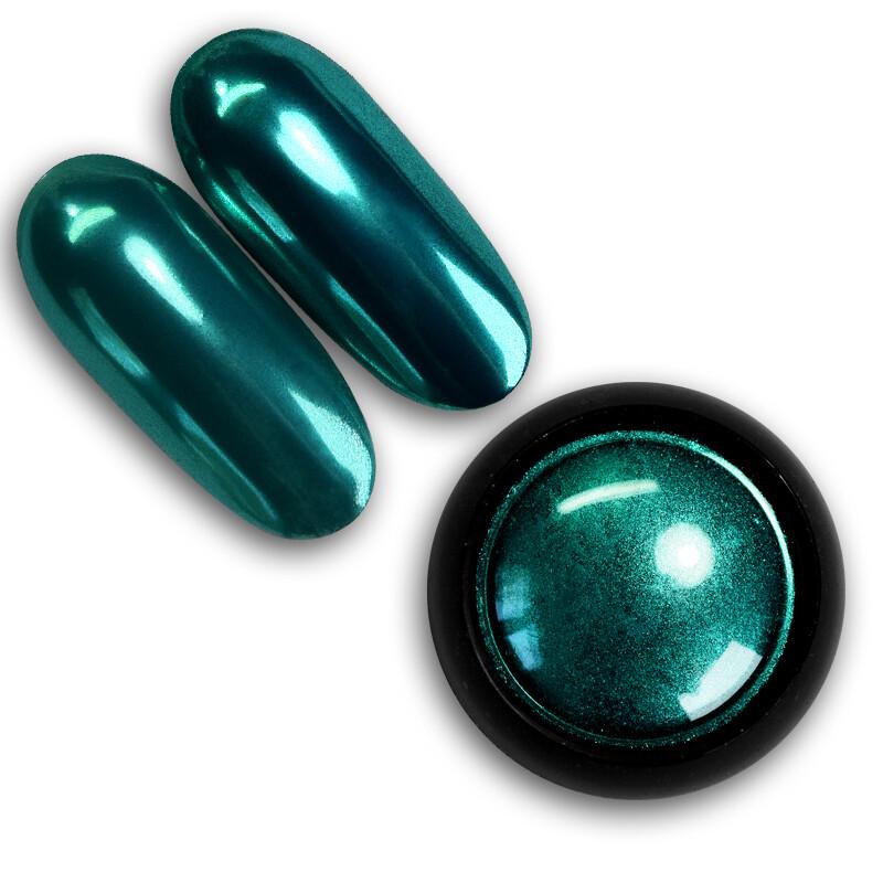 chrome titanium turquoise
