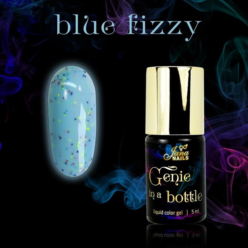 blue fizzy