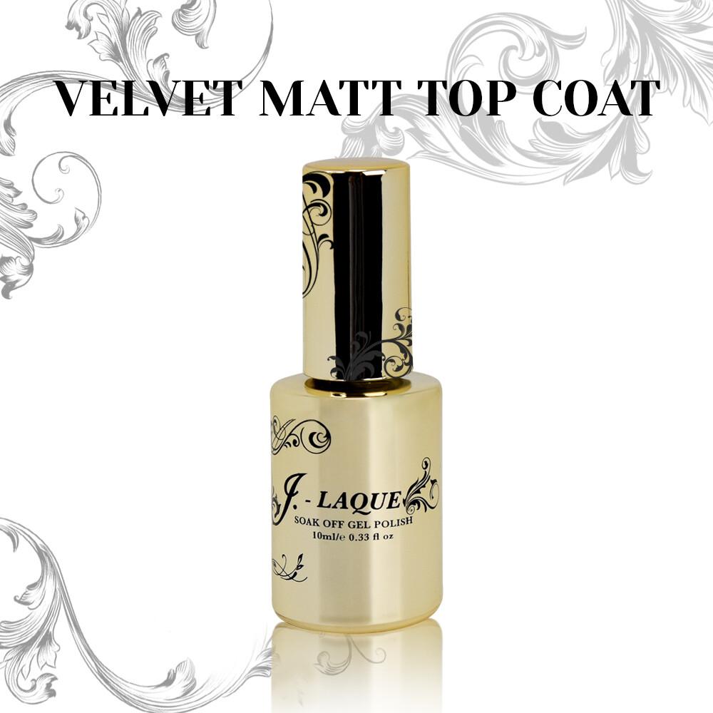 velvet Matt top coat 10ml