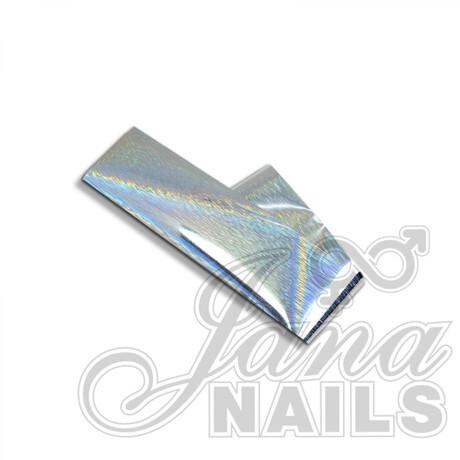 foils effect laser silver