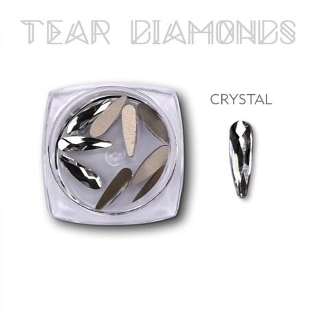 tear diamond crystal