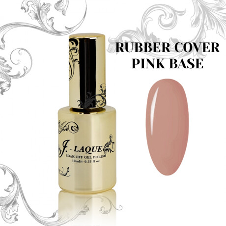 Rubber cover base  pink 10 ml
