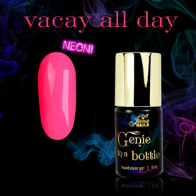 vacay all day (neon)