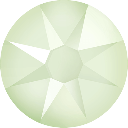 crystal powder green ss12 (100)