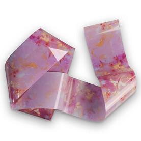 foils marble pink Jana Nails