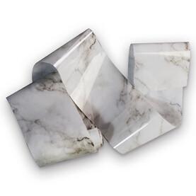 foils marble white Jana Nails