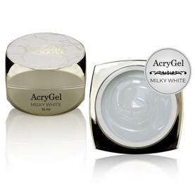 acrygel milky white 15gr