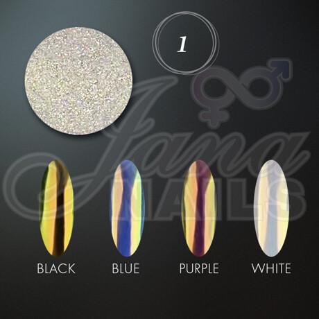 Aurora Magic pigment n1