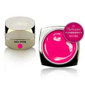 pasta paint Neo pink