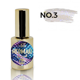 mermaid top coat n3 10ml